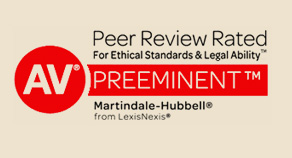 Peer Review Rated AV