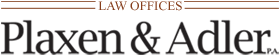 Plaxen & Adler Blog Logo